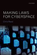 Cover for Making Laws for Cyberspace
