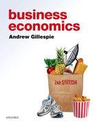 Gillespie: Business Economics 2e