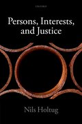 Cover for Persons, Interests, and Justice