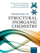 Cover for Problems in Structural Inorganic Chemistry