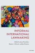 Cover for Informal International Lawmaking