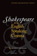 Cover for Shakespeare and the English-speaking Cinema