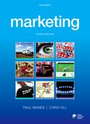 Cover for MARKETING 3E P