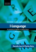 I-Language An Introduction to Linguistics as Cognitive Science