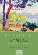 Cover for Explaining Syntax