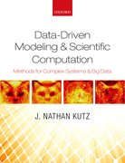 Cover for Data-Driven Modeling & Scientific Computation