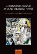 Cover for Constitutional Secularism in an Age of Religious Revival
