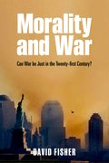 Cover for Morality and War