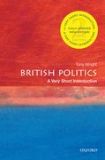 Cover for British Politics: A Very Short Introduction