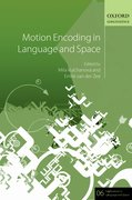 Cover for Motion Encoding in Language and Space
