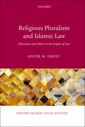 Cover for Religious Pluralism and Islamic Law