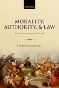 Cover for Morality, Authority, and Law