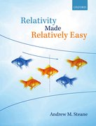 Cover for Relativity Made Relatively Easy