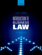 Jones: Introduction to Business Law 2e