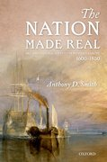 Cover for The Nation Made Real