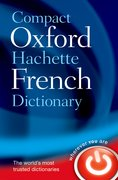 Cover for Compact Oxford-Hachette French Dictionary