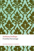 Cover for Framley Parsonage