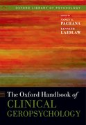 Cover for Oxford Handbook of Clinical Geropsychology