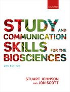 Cover for Study and Communication Skills for the Biosciences