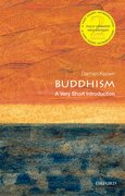 Cover for Buddhism: A Very Short Introduction