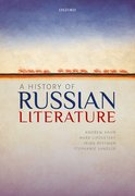 Cover for A History of Russian Literature