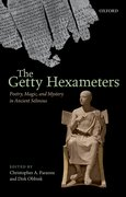 Cover for The Getty Hexameters