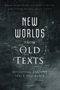 Cover for New Worlds from Old Texts