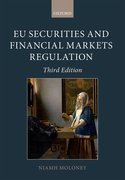 Cover for EU Securities and Financial Markets Regulation
