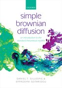 Cover for Simple Brownian Diffusion