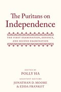 Cover for The Puritans on Independence