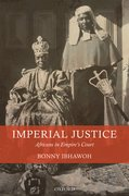 Cover for Imperial Justice
