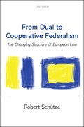 Cover for From Dual to Cooperative Federalism