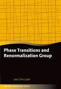 Cover for Phase Transitions and Renormalization Group