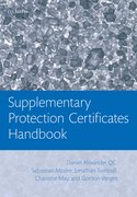 Cover for Supplementary Protection Certificates Handbook