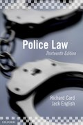 Cover for Police Law