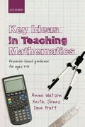 Cover for Key Ideas in Teaching Mathematics
