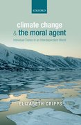 Cover for Climate Change and the Moral Agent