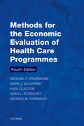 Cover for Methods for the Economic Evaluation of Health Care Programmes