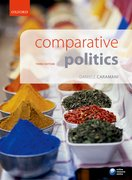 Cover for Comparative Politics
