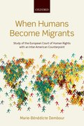 Cover for When Humans Become Migrants