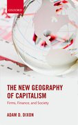 Cover for The New Geography of Capitalism
