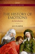 Cover for The History of Emotions