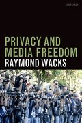 Cover for Privacy and Media Freedom