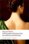Cover for Philosophical Enquiry into the Sublime and Beautiful