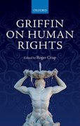 Cover for Griffin on Human Rights