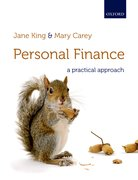 King & Carey: Personal Finance: A Practical Approach