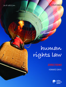 Davis: Human Rights Law Directions 3e