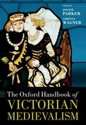Cover for The Oxford Handbook of Victorian Medievalism