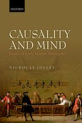 Cover for Causality and Mind