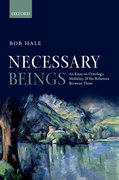 Cover for Necessary Beings